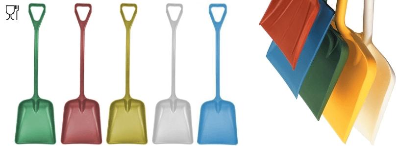 Plastic scheppen en handscheppen